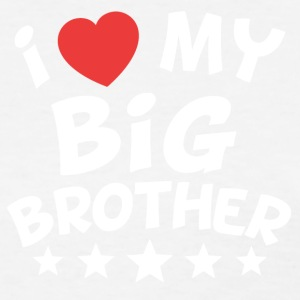 I Heart My Big Brother - Women's T-Shirt