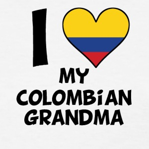 I Heart My Colombian Grandma - Women's T-Shirt