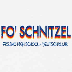 FO SCHNITZEL FRESNO HIGH SCHOOL DEUTSCH KLUB - Women's T-Shirt