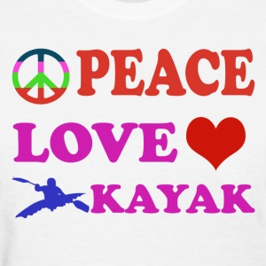 kayak design - Women's T-Shirt