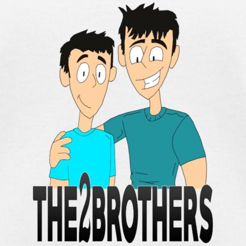The2Brothers Cartoon Shirt - Women's T-Shirt