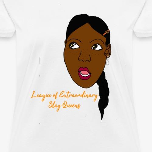 Starry Eyed Slay Queen - Women's T-Shirt