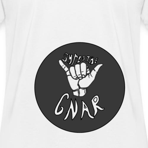 Shred the Gnar - Women's T-Shirt