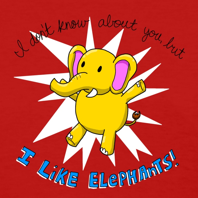 i like elephants 2000x2000