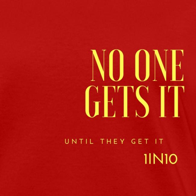 Endo - No one gets it