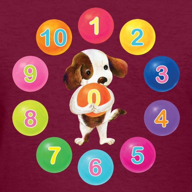 Numbers Dog