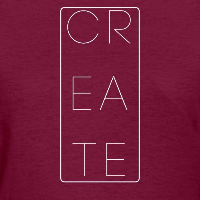 Create Is The Key