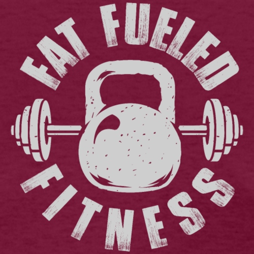 Fat Fueled Fitness - Women's T-Shirt