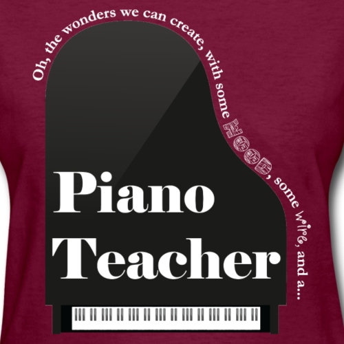 Piano Teacher Shirt