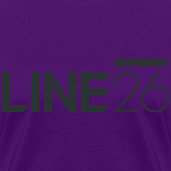Line26 Logo (Dark Version)