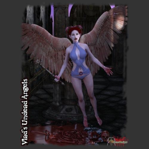 Scarlet Undead Assassin - Women's T-Shirt