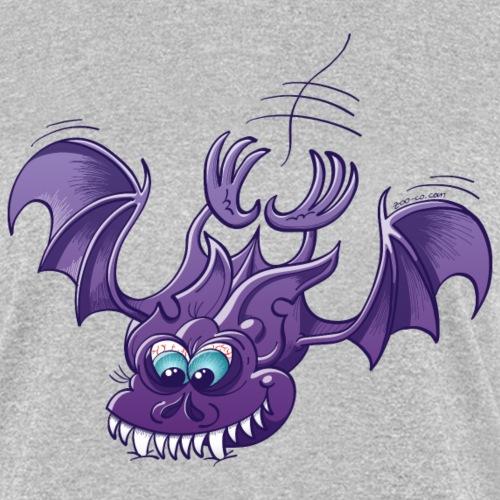 Bat Sinking its Fangs into Fresh Flesh - Women's T-Shirt
