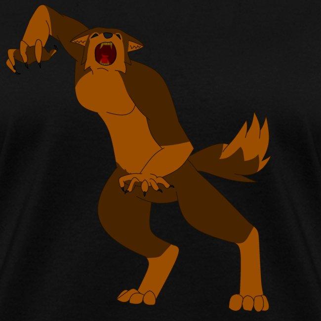 Werewolf Kiba