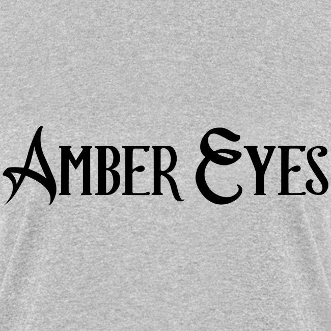 AMBER EYES LOGO IN BLACK