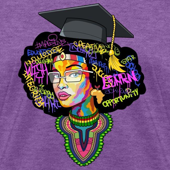 Smart Black Woman