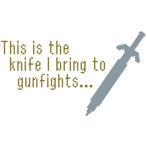 knife2 - Women's T-Shirt