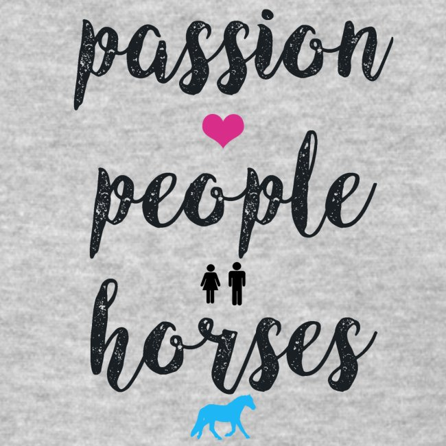 passion people horses