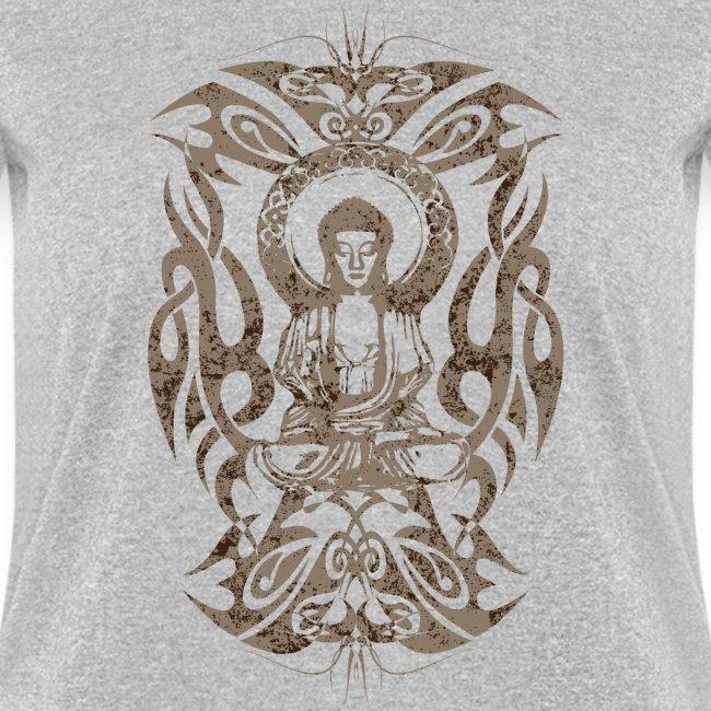 Tribal Buddha