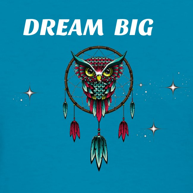 DREAM BIG OWL