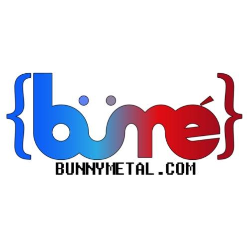 Bunny Metal Logo - Women's T-Shirt