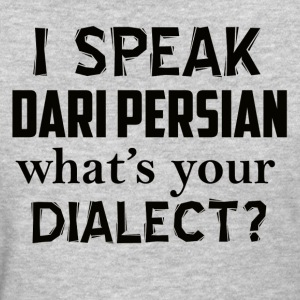 Dari Persian dialect - Women's T-Shirt