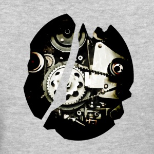 The machines beneath the surface - Women's T-Shirt
