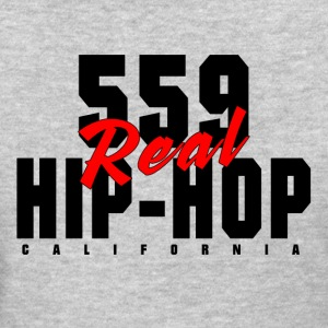 559_REAL_HIP_HOP_ - Women's T-Shirt