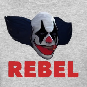 Rebel CLown - Women's T-Shirt