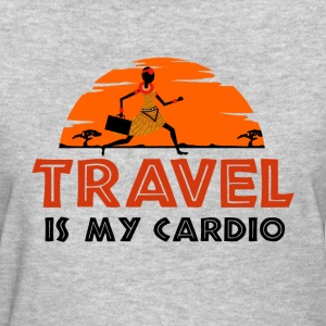 Travel cardio - Women's T-Shirt