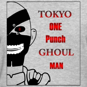 Tokyo One Punch Ghoul Man - Half view - Women's T-Shirt