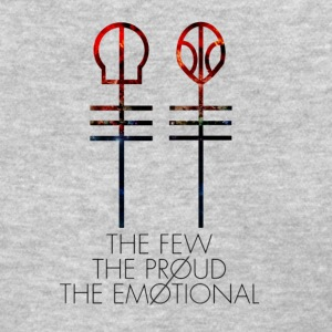 The Few - The Proud - The Emotional - Women's T-Shirt