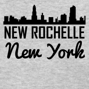 New Rochelle New York Skyline - Women's T-Shirt