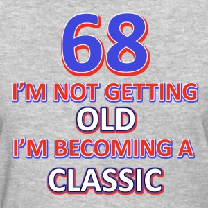 68th birthday designs - Women's T-Shirt