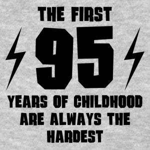 The First 95 Years Of Childhood - Women's T-Shirt