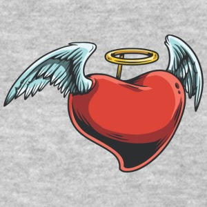 angel_heart - Women's T-Shirt