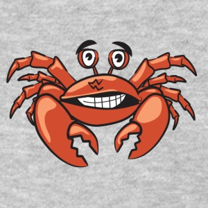 Funny crab comic style - Women's T-Shirt