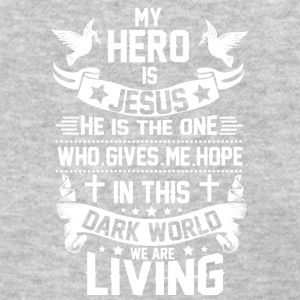 ***JESUS IS MY HERO*** - Women's T-Shirt