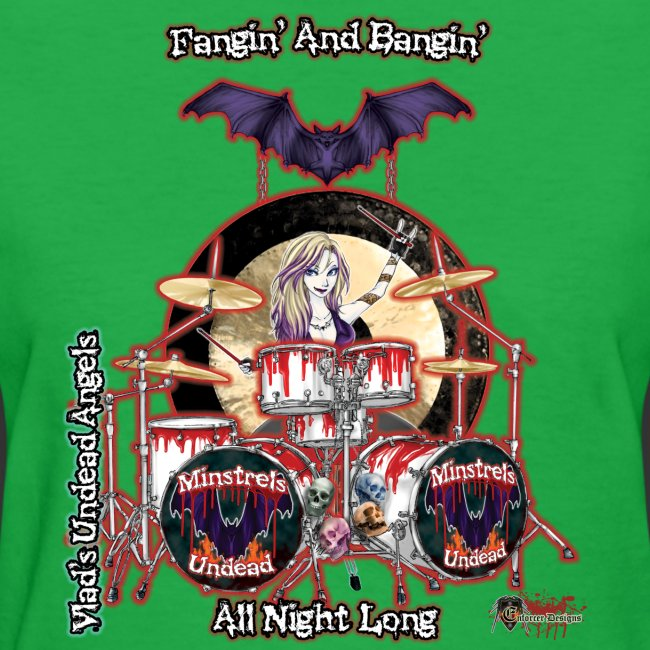 Enforcer Into The Night Black New T-Shirt Fruit of the Loom ALL SIZES