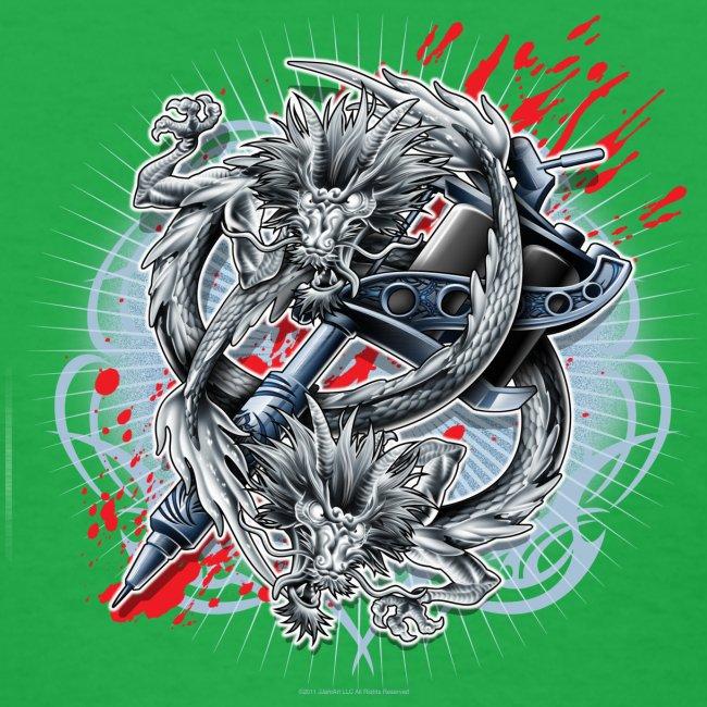 Dragon Tattoo by RollinLow