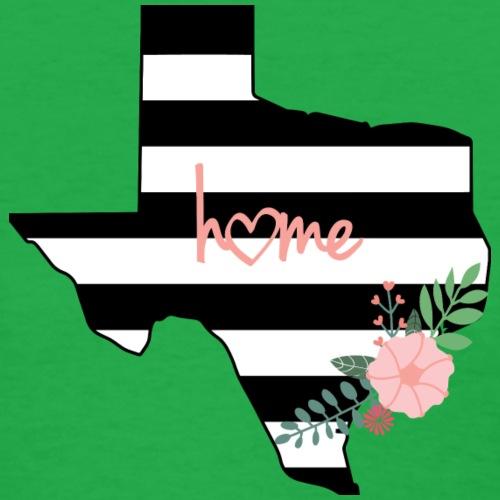 StripeFlowerTexas png - Women's T-Shirt