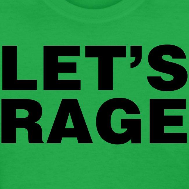 Let's Rage