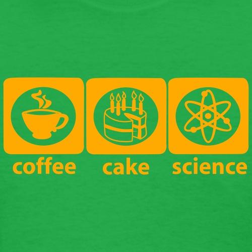 coffee cake science - Women's T-Shirt