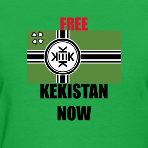 KEKISTANI SWAG - Women's T-Shirt