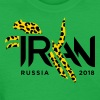 Pouncing Cheetah Iran supporters shirt - Women's T-Shirt