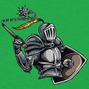 armored knight - Women's T-Shirt