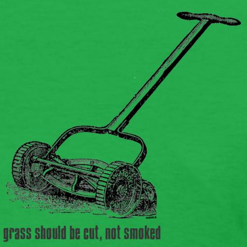 Grass Should Be Cut - Women's T-Shirt