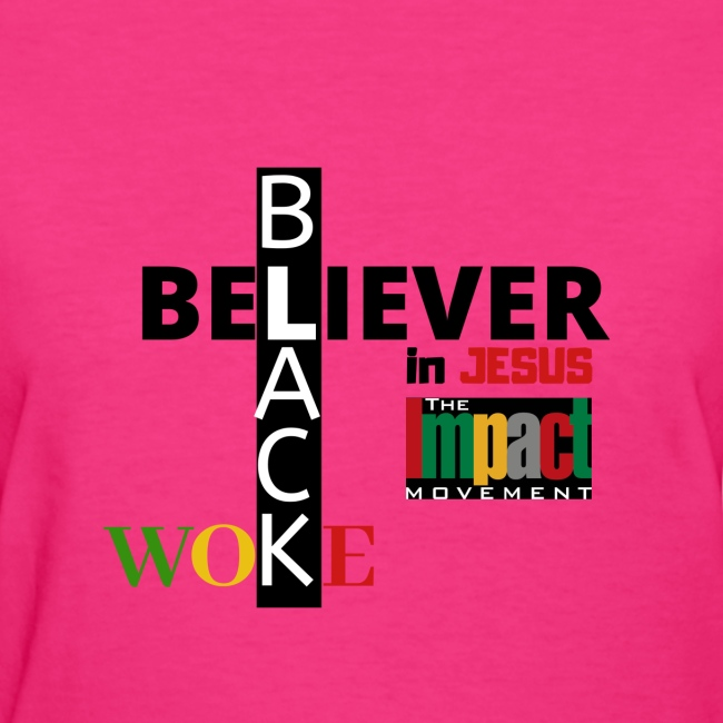Black, Woke and Believer in Jesus