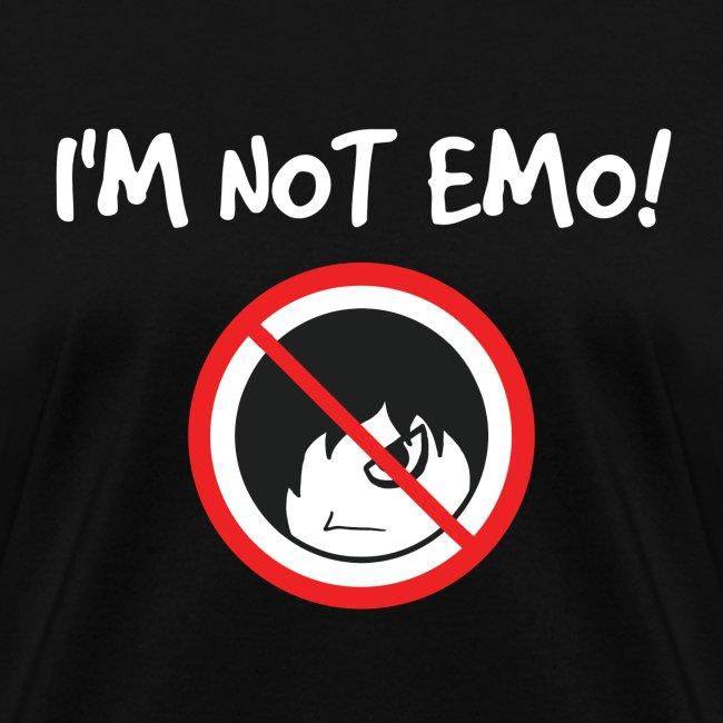Scene I m Not Emo