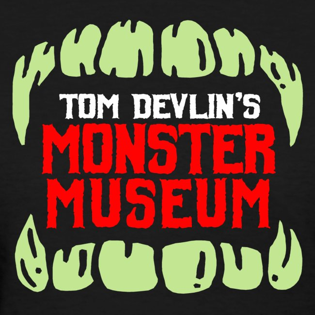 Monster Museum Mouth
