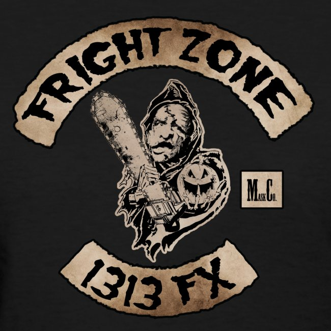 Fright Zone MC Patch